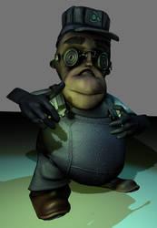 Dr Clockinsteam