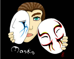 Masks by Drachis