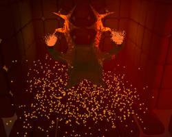 Satan's Throne by Drachis