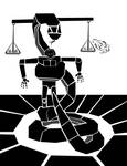 Reptilian Judgement by Drachis
