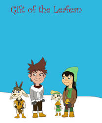 Gift of the Leafean Poster