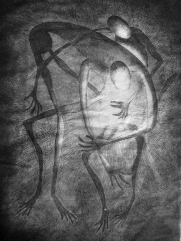 The Hollow Men by Pamela-Pengelley