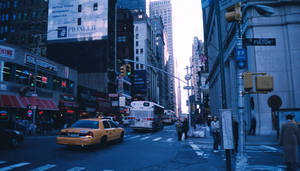 NY Street by BenTs-sTock