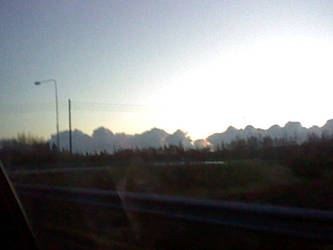 Wonderful Cloudmountains