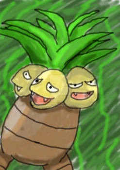 My favorite Pokemons of every types 1. Grass