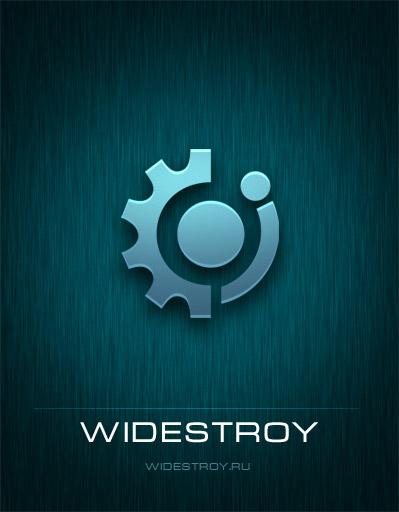 Widestroy Logo by dessol