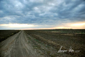 Vinnitsa Landscapes Wasteland by dessol