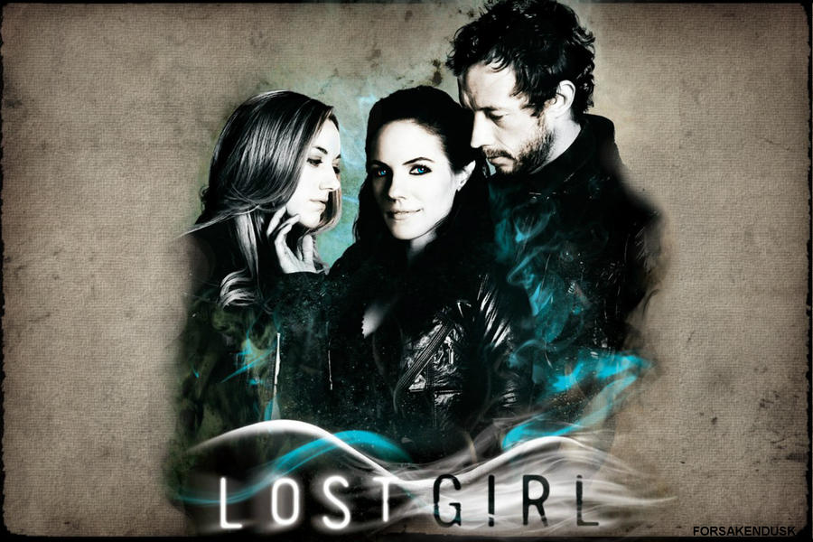 Lost Girl Wallpaper / Lauren, Bo, Dyson by ForsakenDusk on ...