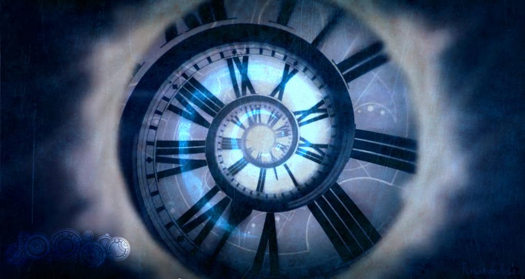 Doctor Who Wallpaper LISTEN TIME by ForsakenDusk on DeviantArt