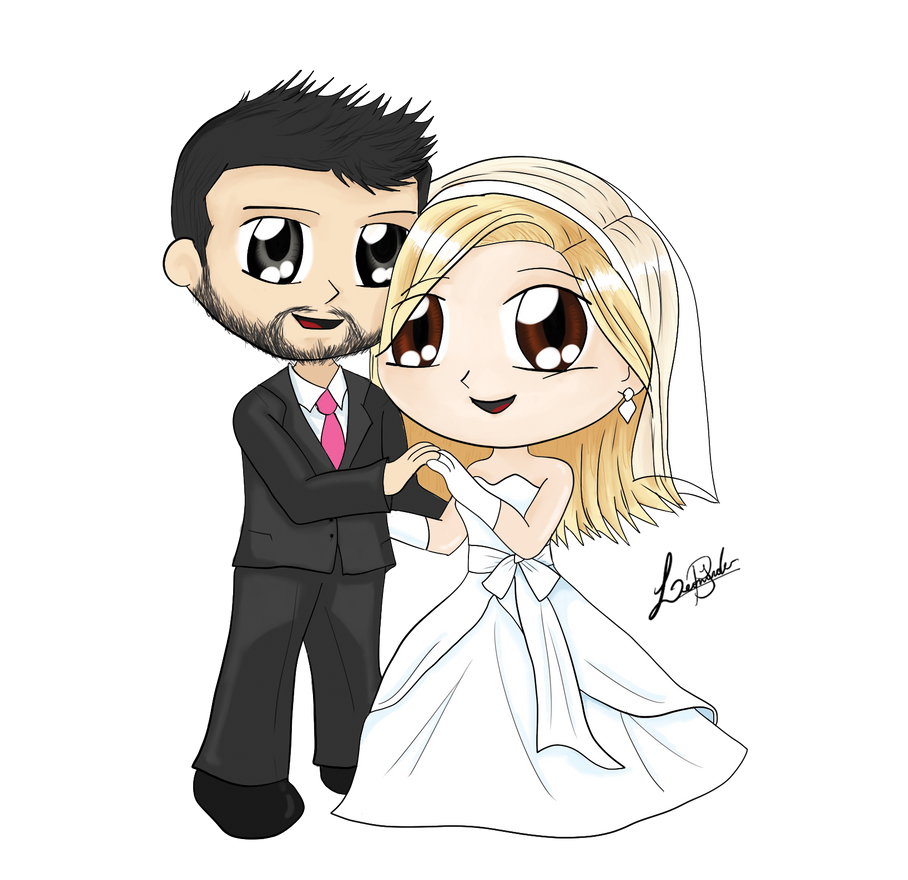 Rossi and Any Wedding by leonardosdream