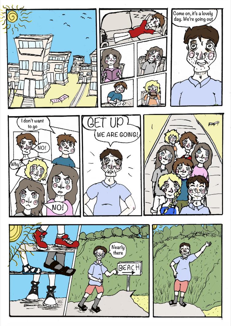 Page-2 by Ellbellks