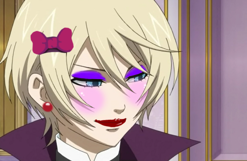 how to draw alois trancy