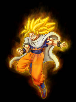 The Super Saiyan God That Almost Was