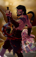 Khal Drogo by CMVM