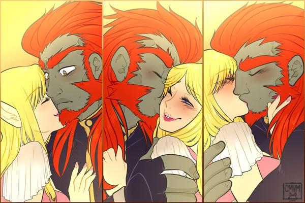 Kiss by CMVM