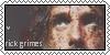 [stamp] rick grimes by mewdeer