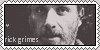 [stamp] rick grimes v.2 by puppiiies