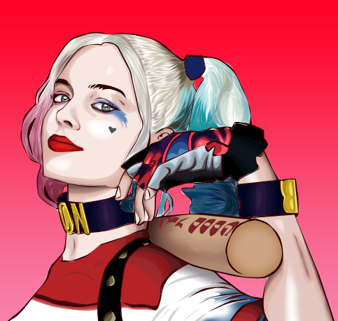 Harley Quinn by TheBadWolf-13