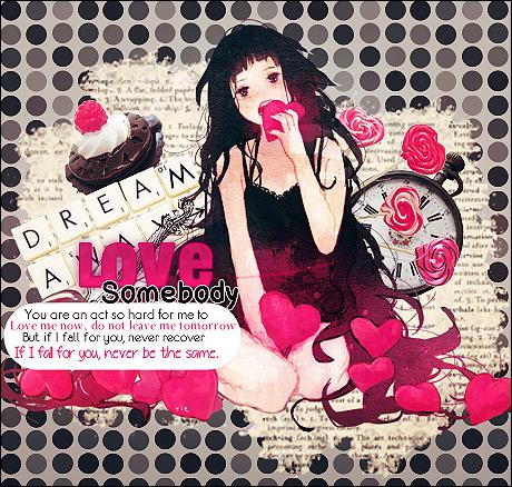 Love Somebody~ by Kyantsu