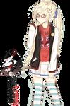 Anime Girl [Render]