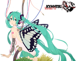 Hatsune Miku [Render 2]