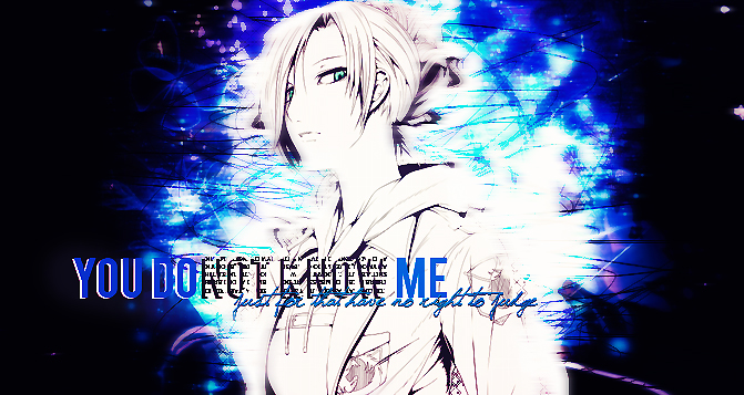 You do Not know Me~ [Annie Leonhardt] by Kyantsu