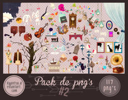 Pack de png's #2 by Kyantsu