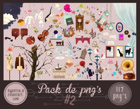 Pack de png's #2