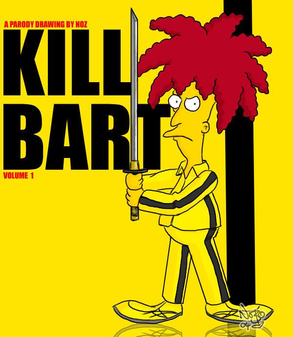Kill Bart - Volume1 by d4rkAnimeNoz