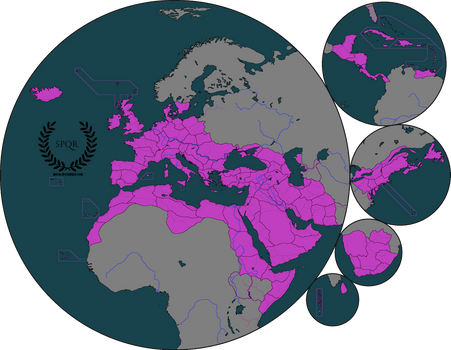 Greater Rome and Her Colonies