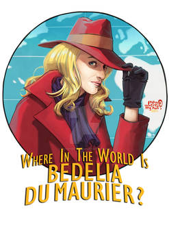 Hannibal: Where in the world is Bedelia Du Maurier