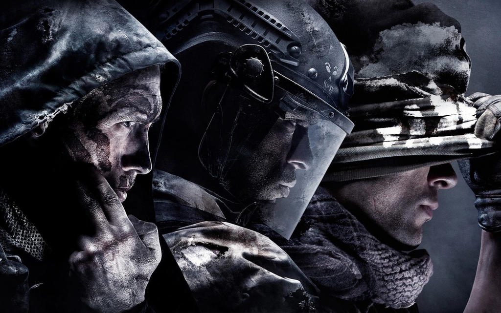 Call of duty ghosts wallpaper by thegrzebolable on deviantart call of duty ghosts wallpaper by thegrzebolable voltagebd Image collections