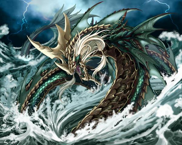 Koto-Berserker of The Sea by Gandharvasstudio