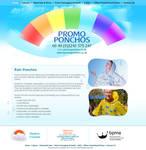 Rainbow Promo Ponchos