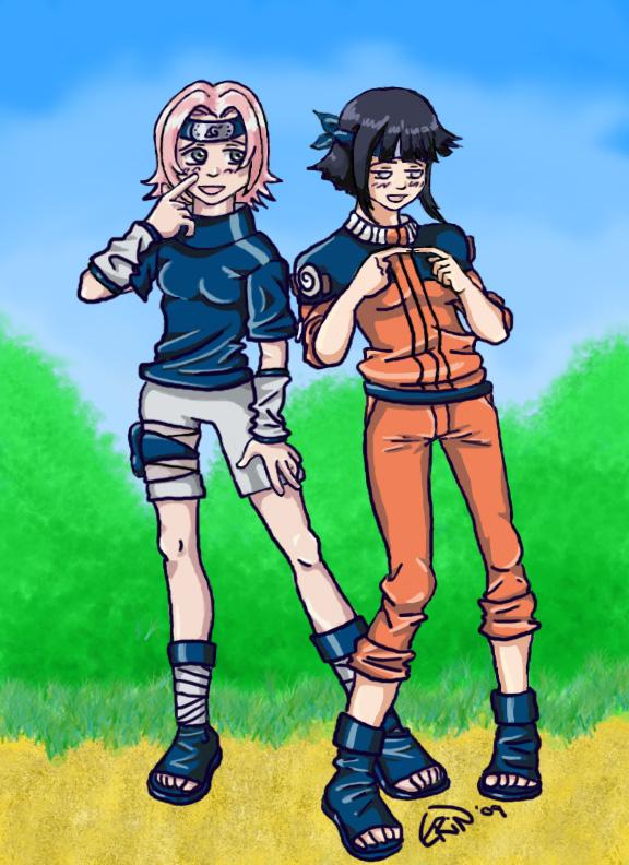 Naruto Dress-up by be-yaoi