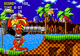 Sonic 1 Mania Act 2 Boss by WinstonTheEchidna