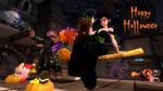 Happy Halloween from The Saga of Spyro - 2019! by TyrakatheDragonFan