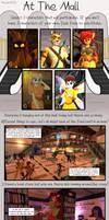 The Saga of Spyro - At The Mall