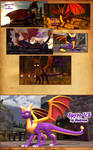 The Saga of Spyro - Spyro V5-Final Complete! by TyrakatheDragonFan