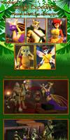 The Saga of Spyro - Jungle Expedition