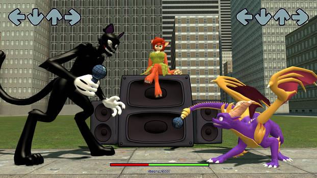 The Saga of Spyro - Friday Night Drag'n.