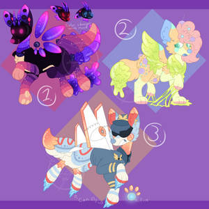 Exclusive PupPoppy adopts (Auction Closed)