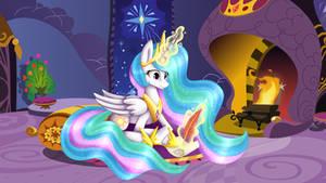 Princess Celestia by Jay-Shep