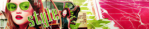 Style | Banner by rudimentarily