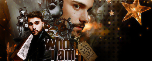 Who I Am | Signature by rudimentarily