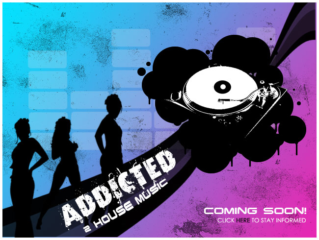 Addicted to house music by biancaxmd on deviantart for House music 2008