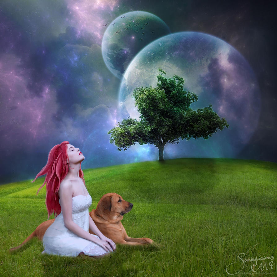 Eternity by SandyliciousArt