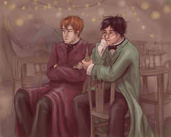 Misery Loves Company by uknow-who