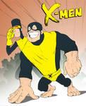 Toon X-Men: Beast and Cyclops
