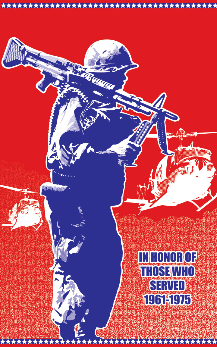 In Honor of Vietnam War Vets by NMRosario